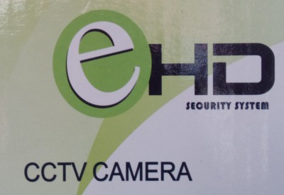 PAKET CCTV EHD 1.3Mp 4CH